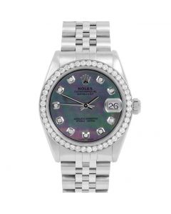 Rolex Datejust 31 mm Stainless Steel 6827-SS-B5212-CD