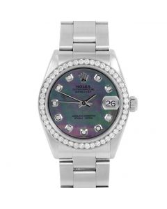 Rolex Datejust 31 mm Stainless Steel 6827-SS-B5211-CD