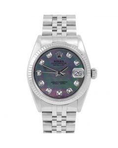 Rolex Datejust 31 mm Stainless Steel 6827-SS-B5232-CD