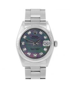 Rolex Datejust 31 mm Stainless Steel 6827-SS-B5231-CD