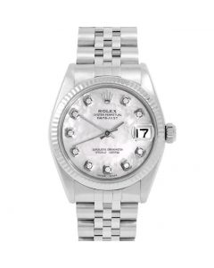 Rolex Datejust 31 mm Stainless Steel 6827-SS-5232-CD
