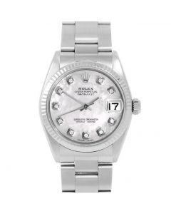 Rolex Datejust 31 mm Stainless Steel 6827-SS-5231-CD