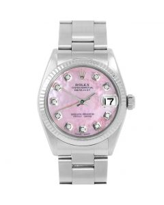 Rolex Datejust 31 mm Stainless Steel 6827-SS-P5231-CD