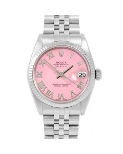 Rolex Datejust 31 mm Stainless Steel 6827-SS-6332