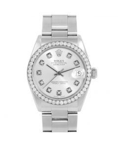Rolex Datejust 31 mm Stainless Steel 6827-SS-8211-CD
