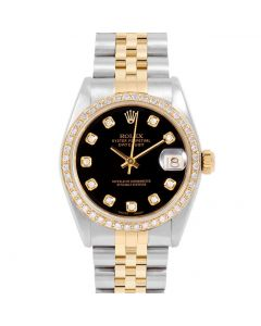 Rolex Datejust 31 mm Two Tone 6827-TT-1212-CD