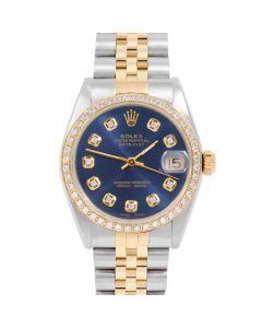 Rolex Datejust 31 mm Two Tone 6827-TT-2212-CD