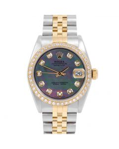 Rolex Datejust 31 mm Two Tone 6827-TT-B5212-CD