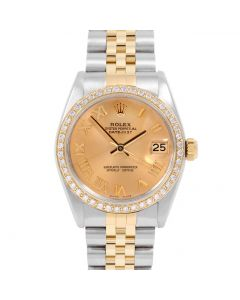 Rolex Datejust 31 mm Two Tone 6827-TT-C312