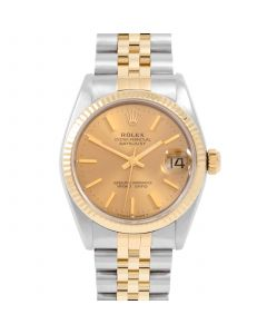 Rolex Datejust 31 mm Two Tone 6827-TT-C432