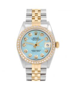 Rolex Datejust 31 mm Two Tone 6827-TT-LB5212-CD