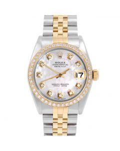 Rolex Datejust 31 mm Two Tone 6827-TT-5212-CD