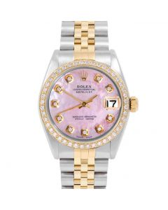Rolex Datejust 31 mm Two Tone 6827-TT-P5212-CD