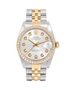 Rolex Datejust 31 mm Two Tone 6827-TT-8212-CD