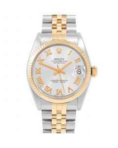 Rolex Datejust 31 mm Two Tone 6827-TT-8332