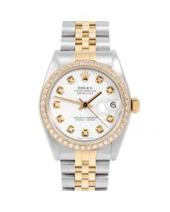 Rolex Datejust 31 mm Two Tone 6827-TT-9212-CD