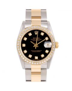 Rolex Datejust 31 mm Two Tone 68273-1211-CD