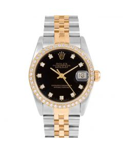 Rolex Datejust 31 mm Two Tone 68273-1212OF-CD