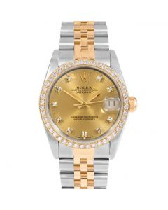 Rolex Datejust 31 mm Two Tone 68273-C212OF-CD