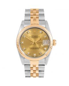 Rolex Datejust 31 mm Two Tone 68273-C232OF