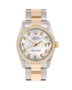 Rolex Datejust 31 mm Two Tone 68273-5211-CD