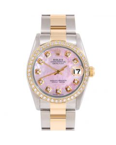 Rolex Datejust 31 mm Two Tone 68273-P5211-CD
