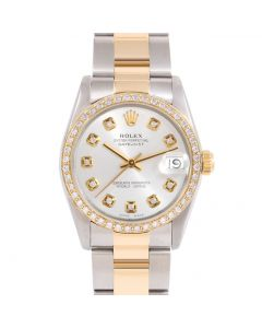 Rolex Datejust 31 mm Two Tone 68273-8211-CD
