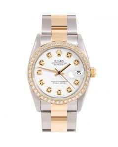Rolex Datejust 31 mm Two Tone 68273-9211-CD