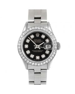 Rolex Datejust 26 mm Stainless Steel 6917-SS-1211-CD