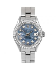 Rolex Datejust 26 mm Stainless Steel 6917-SS-BL5211-CD