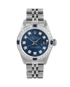 Rolex Datejust 26 mm Stainless Steel 6917-SS-22S2-CD