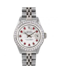 Rolex Datejust 26 mm Stainless Steel 6917-SS-5R12-CD