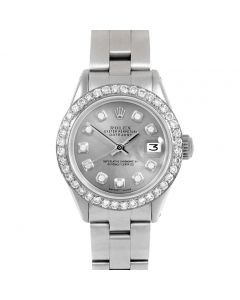 Rolex Datejust 26 mm Stainless Steel 6917-SS-7211-CD