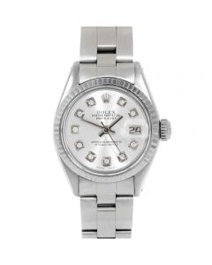 Rolex Datejust 26 mm Stainless Steel 6917-SS-8231-CD