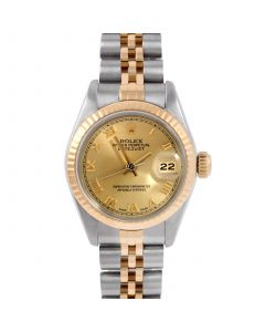 Rolex Datejust 26 mm Two Tone 6917-TT-C332
