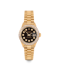 Rolex Datejust 26 mm Yellow Gold 6917-YG-1213-CD