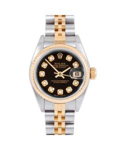 Rolex Datejust 26 mm Two Tone 69173-1232-CD
