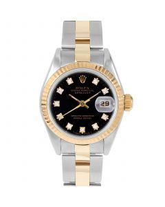 Rolex Datejust 26 mm Two Tone 69173-1231OF
