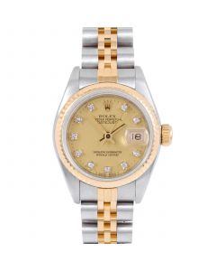 Rolex Datejust 26 mm Two Tone 69173-C232OF