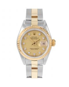 Rolex Datejust 26 mm Two Tone 69173-C231OF