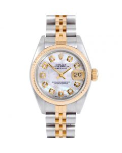 Rolex Datejust 26 mm Two Tone 69173-5232-CD