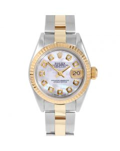Rolex Datejust 26 mm Two Tone 69173-5231-CD