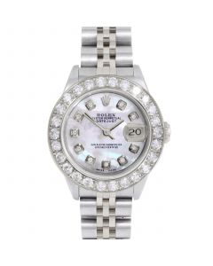 Rolex Datejust 26 mm Stainless Steel 69174-5252-CD
